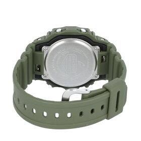 CASIOカシオ/G-SHOCKジーショックDW-5610SU-3デジタル腕時計メンズUtilityColorミリタリーグリーンオリーブ限定【あす楽対応_東海】