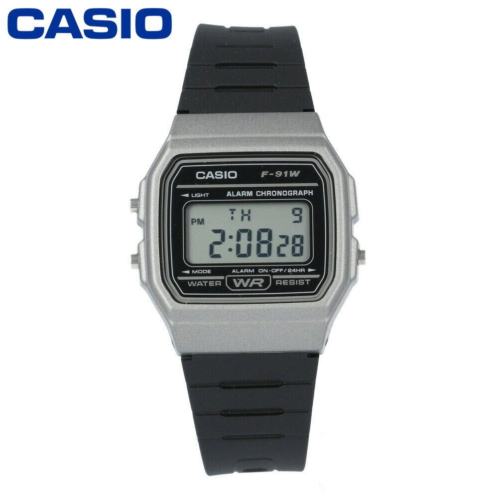 CASIO f91w watch CASIO QUARTZ F91WM-1B