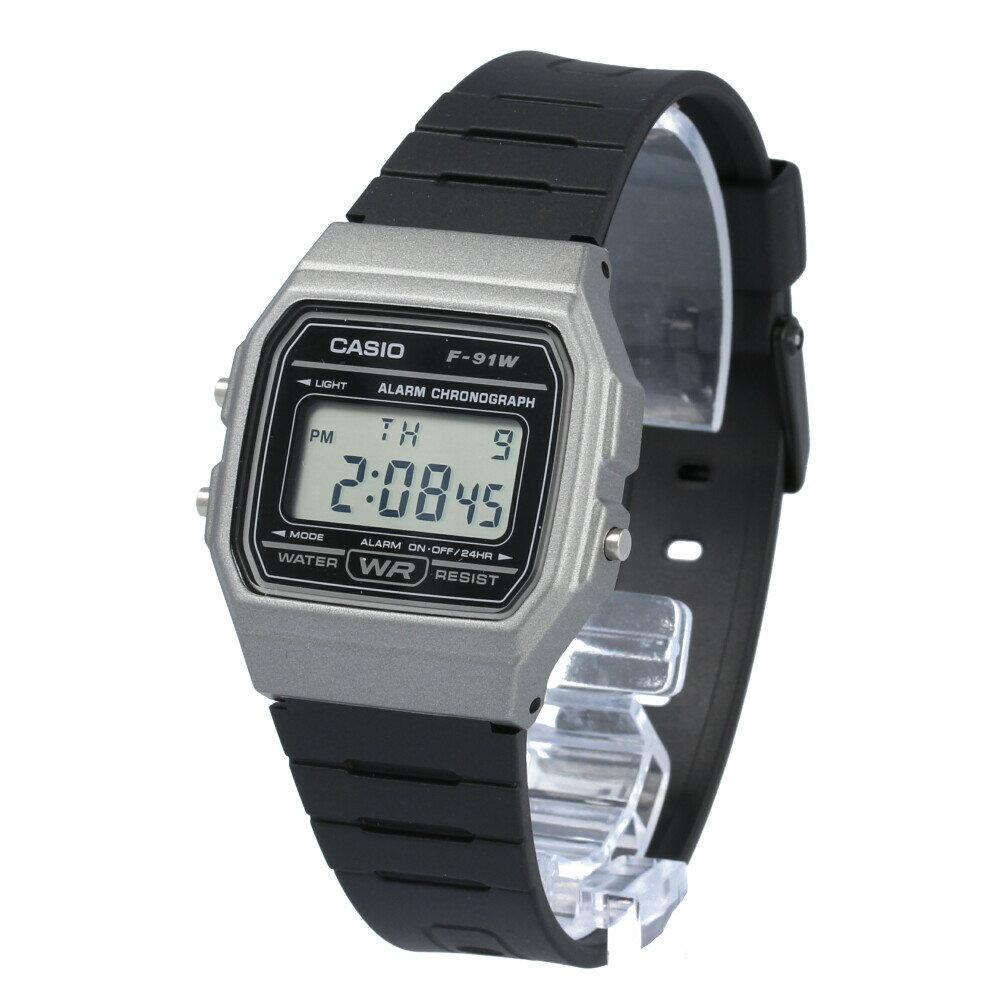 CASIO f91w watch CASIO F91WM-1B
