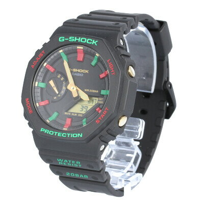 CASIO G-SHOCK Red watch CASIO G-SHOCK GA-2100TH-...