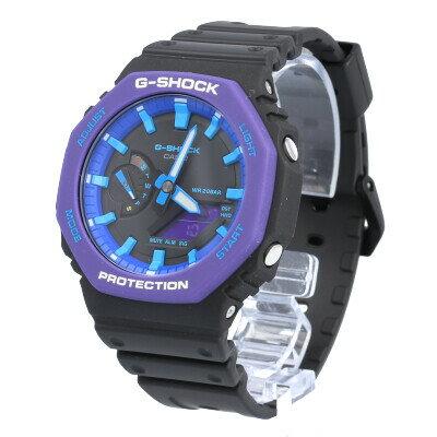 腕時計, メンズ腕時計 CASIO G-SHOCK GA-2100THS-1A Throwback 1990s