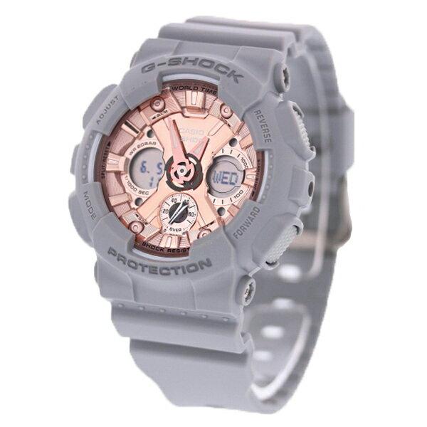 腕時計, 男女兼用腕時計 CASIO G-SHOCK GMA-S120MF-8A S