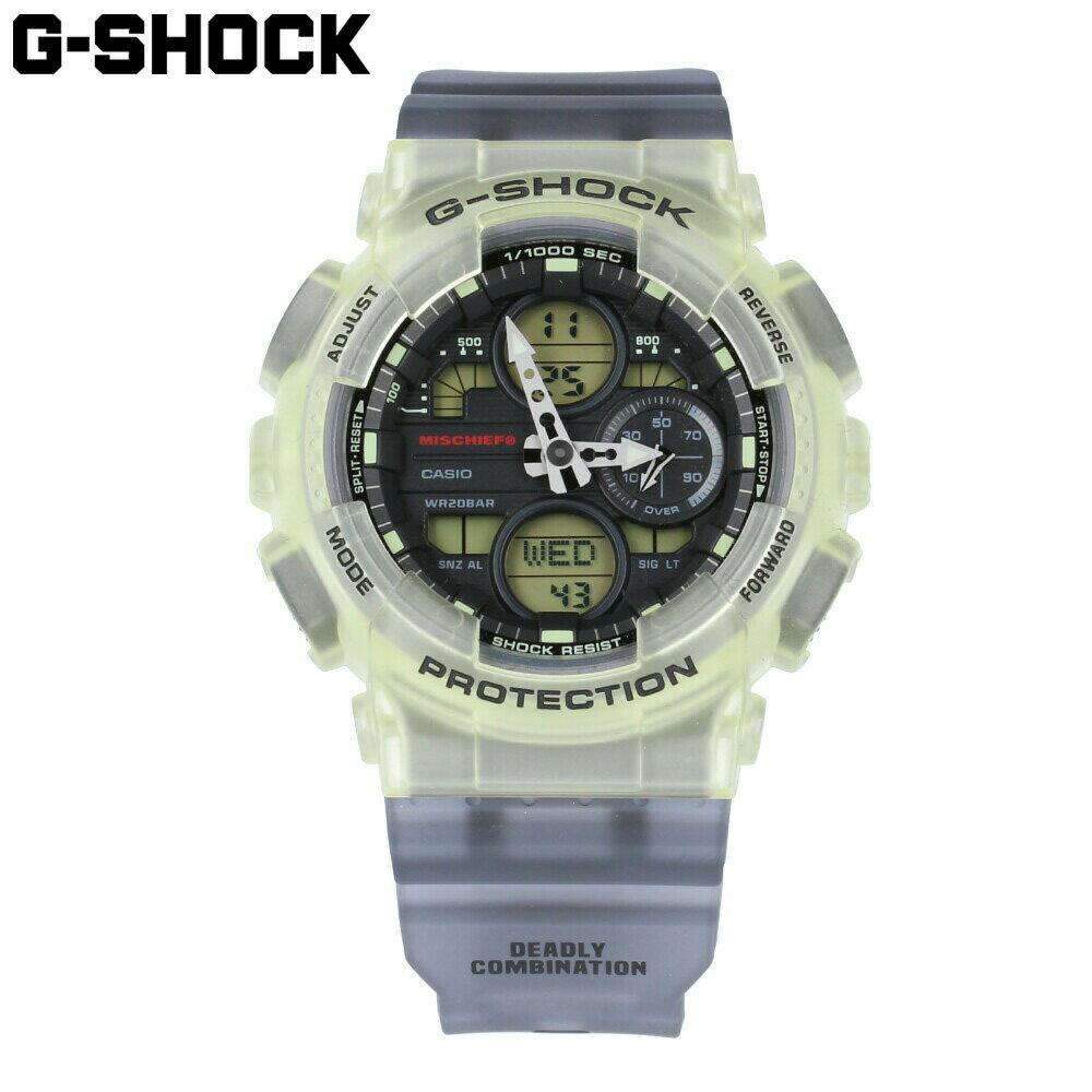 腕時計, メンズ腕時計 SS10OFFCASIO G-SHOCK GMA-S140MC-1A MISCHIEF
