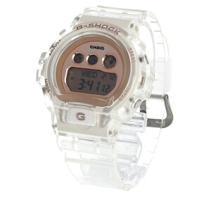 【全商品ポイント10倍!16日1:59迄】CASIOカシオ/G-SHOCKジーショックGMD-S6900SR-7CASIOカシオ/G-SHOCKジーショックGMA-S120SR-7Aスケルトンミッドサイズ腕時計メンズクリアローズゴールドデジタルユニセックス三つ目【あす楽対応_東海】