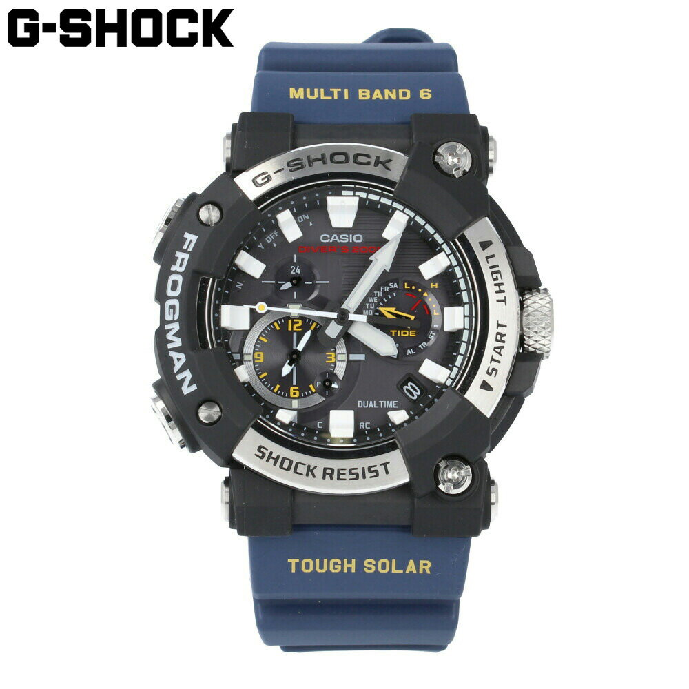 腕時計, メンズ腕時計 CASIO G-SHOCK G G MASTER OF G FROGMAN Bluetooth GWF-A1000-1A2 1