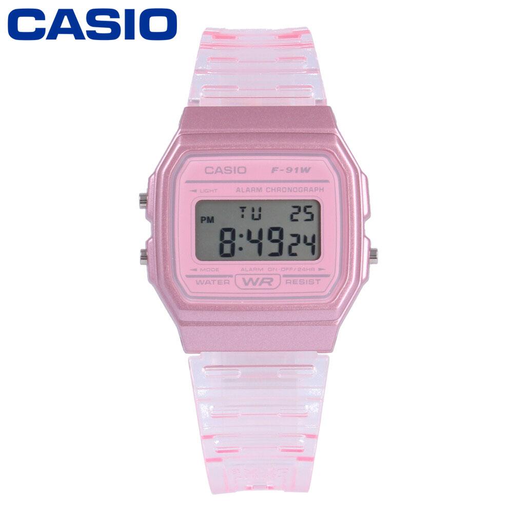 CASIO f91w watch CASIO F91WS-4 1