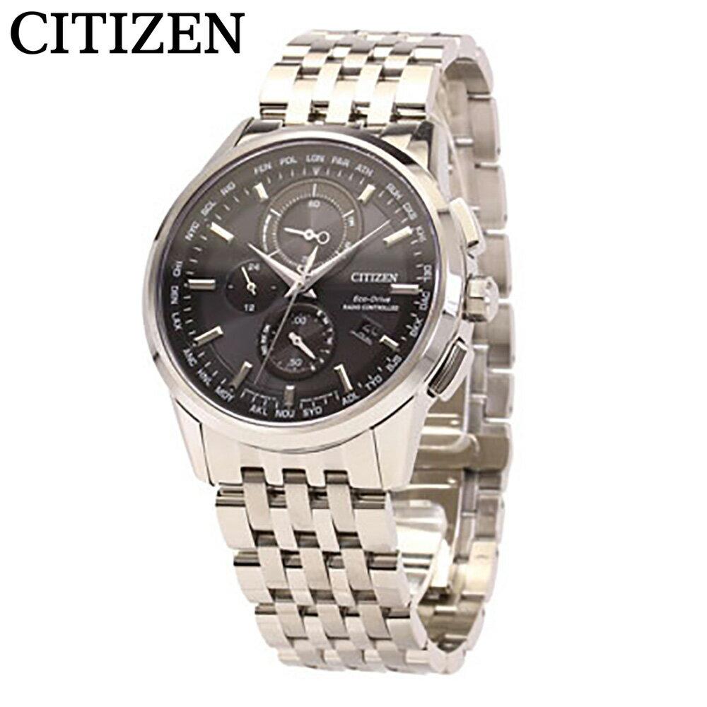 腕時計, メンズ腕時計 CITIZEN Eco-Drive AT8110-61E