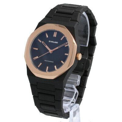 D1 Milano / ディーワンミラノ PCBJ15腕時計 メンズ New Polycarbon Rose Gold Case with Bracelet 【あす楽対応_東海】