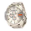 DIESEL / ディーゼル DZ4328 MEGA CHIEF メガチーフ腕時計 【あす楽対応_東海】