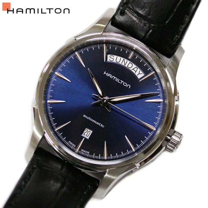 HAMILTON / ハミルトン H32505741腕時計 メンズ ジャズマスター デイデイト レザー 自動巻 【あす楽対応_東海】