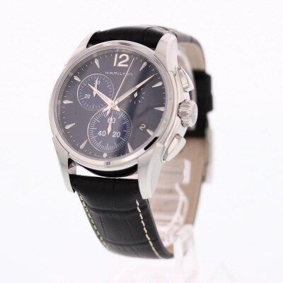 HAMILTON / ハミルトン H32612741 Jazzmaster ジャズマスター 腕時計 クロノグラフ メンズ 【あす楽対応_東海】