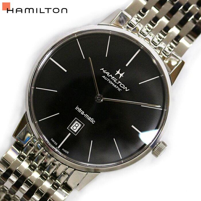 HAMILTON / ハミルトン H38755131腕時計 イントラマティック メンズ 【あす楽対応_東海】