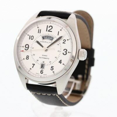 HAMILTON / ハミルトン H70505753カーキ フィールド デイデイト 腕時計 【あす楽対応_東海】