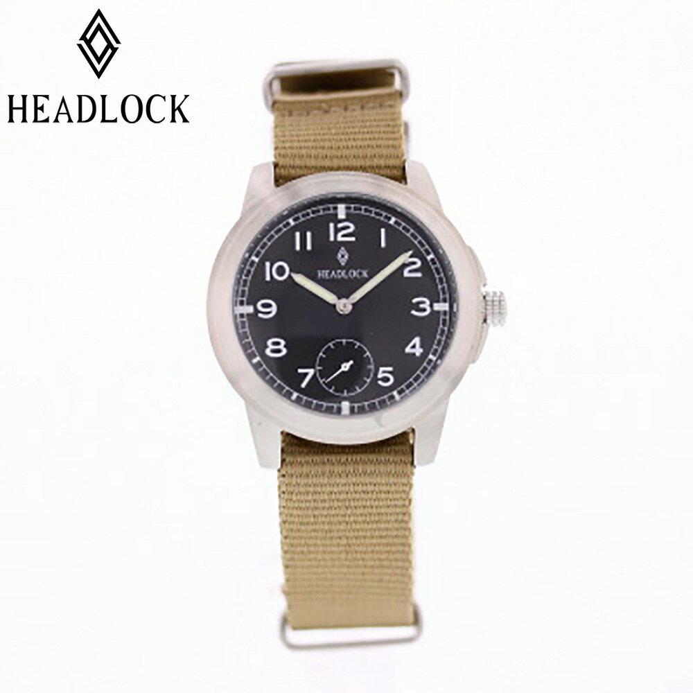 HEADLOCK / ヘッドロック HLCC1007腕時計 メンズ クォーツ 【あす楽対応_東海】