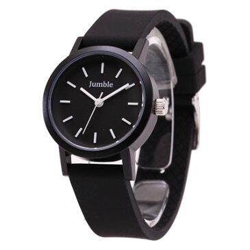 JUMBLE / ジャンブル JMST05-BK2腕時計 レディース・キッズにおすすめサイズ カラフルラバーウォッチ【あす楽対応_東海】