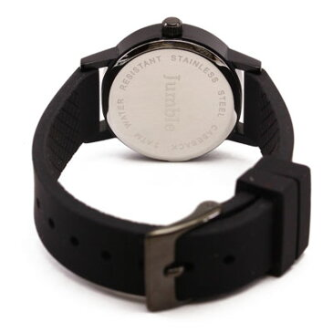 JUMBLE / ジャンブル JMST05-BKBKM腕時計 レディース・キッズにおすすめサイズ カラフルラバーウォッチ【あす楽対応_東海】