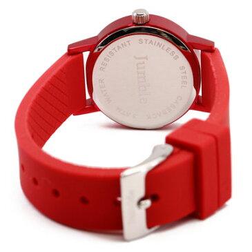 JUMBLE / ジャンブル JMST05-RD腕時計 レディース・キッズにおすすめサイズ カラフルラバーウォッチ【あす楽対応_東海】