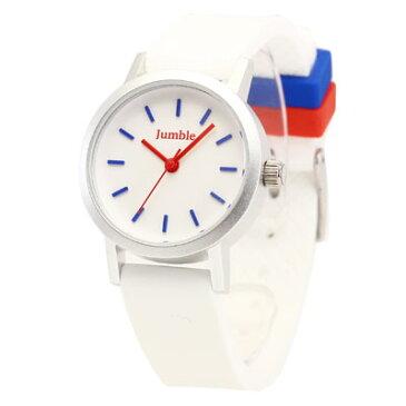 JUMBLE / ジャンブル JMST05-TRC腕時計 レディース・キッズにおすすめサイズ カラフルラバーウォッチ【あす楽対応_東海】
