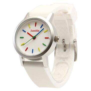 JUMBLE / ジャンブル JMST05-WWM腕時計 レディース・キッズにおすすめサイズ カラフルラバーウォッチ【あす楽対応_東海】
