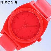 NIXON/ニクソンTHE TIME TELLER P/タイムテラーA119200 RED/タイムテラー レッド 【あす楽対応_東海】