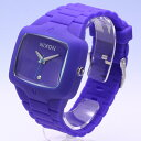 NIXON / ニクソンTHE RUBBER PLAYER / ラバープレイヤーA139230 PURPLE / THE RUBBER PLAYER PURPLE 【あす楽対応_東海】