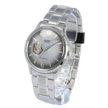 【全商品ポイント10倍!楽天スーパーセール】ORIENT / オリエント RN-AG0018N CLASSIC クラシック 腕時計 メンズ 自動巻き ステンレス シルバー グレー セミスケルトン シースルーバック 【あす楽対応_東海】