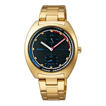 SEIKO セイコー / fusion フュージョン ALBA アルバ AFSK401 腕時計 メンズ レディース ユニセックス スモールセコンド ステンレス ゴールド 【あす楽対応_東海】