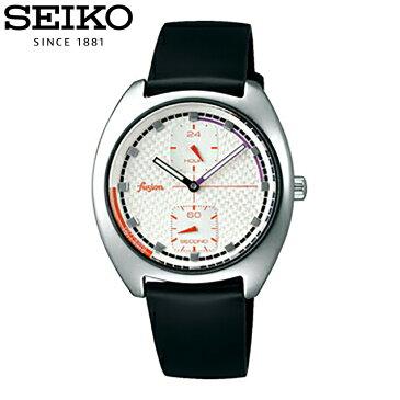 SEIKO セイコー / fusion フュージョン ALBA アルバ AFSK405 腕時計 メンズ レディース ユニセックス スモールセコンド レザーベルト 【あす楽対応_東海】