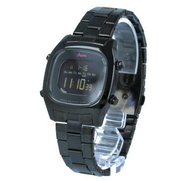 SEIKO セイコー / fusion フュージョン ALBA アルバ AFSM401腕時計 メンズ レディース ユニセックス デジタル ステンレス ブラック 【あす楽対応_東海】