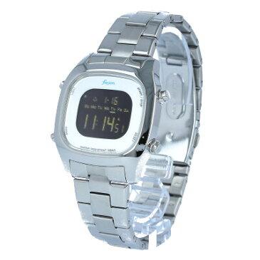 SEIKO セイコー / fusion フュージョン ALBA アルバ AFSM402腕時計 メンズ レディース ユニセックス デジタル ステンレス シルバー 【あす楽対応_東海】