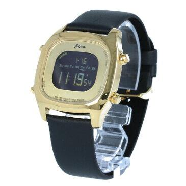 SEIKO セイコー / fusion フュージョン ALBA アルバ AFSM403腕時計 メンズ レディース ユニセックス デジタル レザー ゴールド 【あす楽対応_東海】