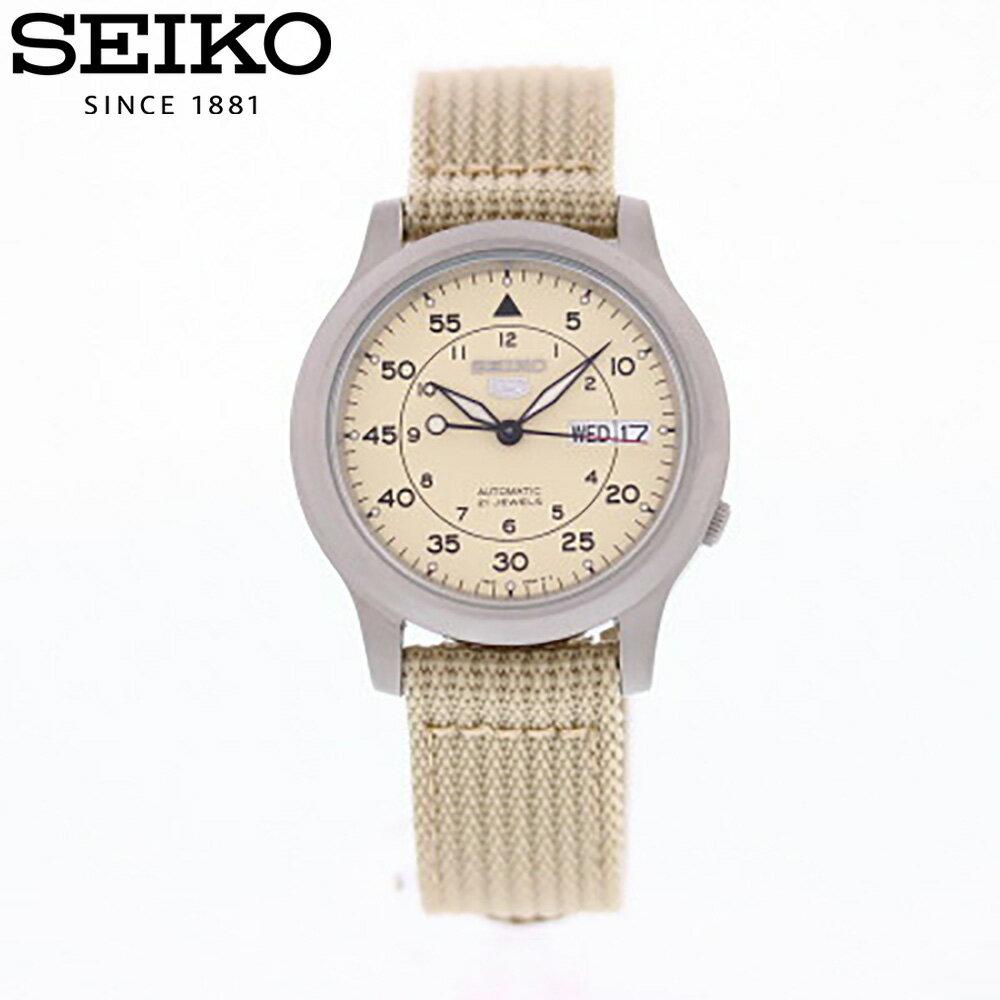 【最大2000円OFF!楽天お買い物マラソン】SEIKO / セイコー SNK803K2腕時計 機械式 メンズ 【あす楽対応_東海】
