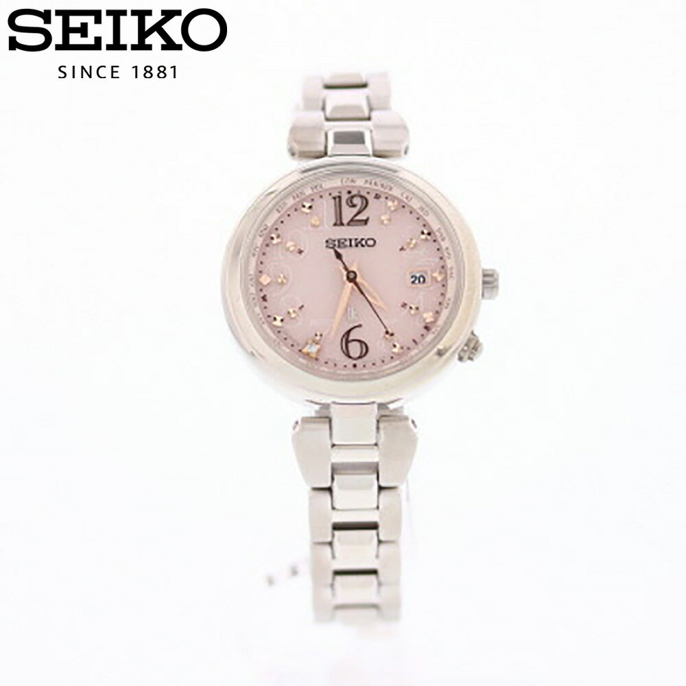SEIKO / セイコー LUKIA / ルキア SSQV047腕時計 レディース 【あす楽対応_東海】