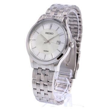 SEIKO / セイコー SUR289P ネオクラシック Neo Classic 腕時計 メンズ ステンレスベルト シルバー 【あす楽対応_東海】