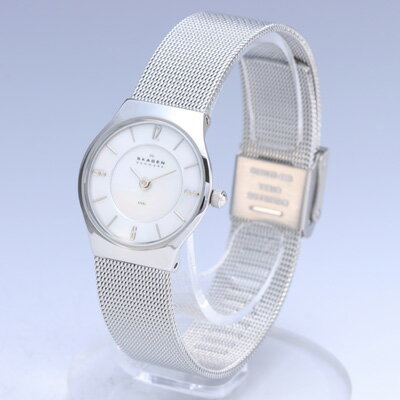 SKAGEN/スカーゲン233XSSS/レディース腕時計 STEEL /LA...