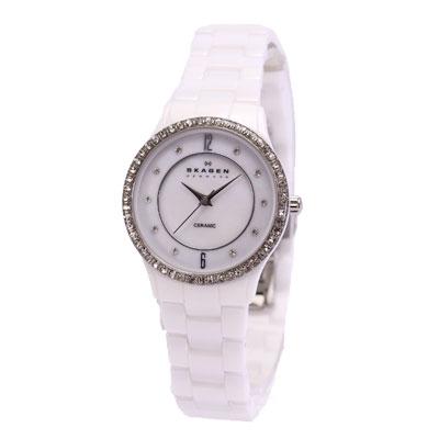 SKAGEN/スカーゲン347SSXWC/レディース腕時計 STEEL /LADY'S