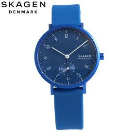 SKAGEN/スカーゲンSKW2817AarenKulorアーレンカラー腕時計レディースブルーアルミシリコン【あす楽対応_東海】