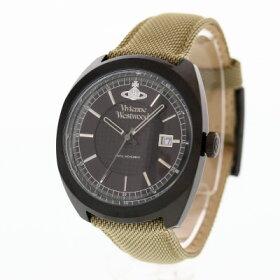 VIVIENNEWESTWOOD/ヴィヴィアンウエストウッドVV136BKBG腕時計【対応_東海】