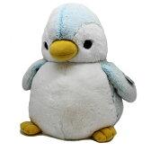 オーロラワールド パウダーキッズ ペンギン L ブルー (ぬいぐるみ)【メール便不可】