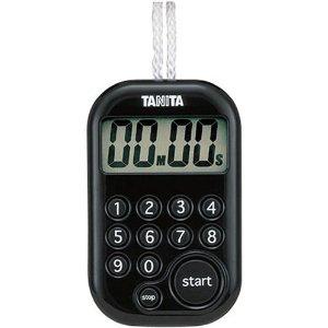 百利達(TANITA)數字計時器數字計時器100分計TD-379(黑色)