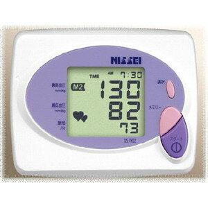 日本精密測器(NISSEI)ヨーロッパの権威あるクオリティマーク取得! 全自動上腕式デジタル血圧計DS-...