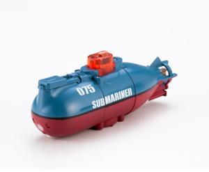 【3500円以上のお買い上げで送料無料!】CCP ラジコン 赤外線コントロール 超小型潜水艦サブマ...