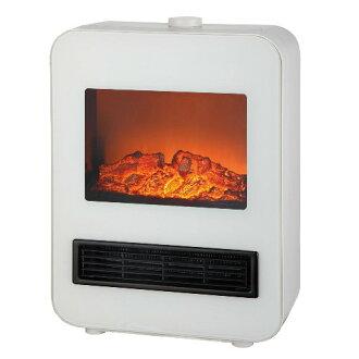科技壁爐陶瓷暖風機 1200 W 白色 TEKNOS TD-S1200 (W)