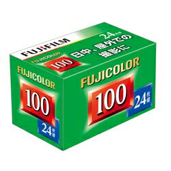 富士膠卷 富士彩色 負片  FUJICOLOR 100 24EX ISO100 (135 FUJICOLOR-S 100 24EX 1)