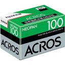 【全国送料無料!】35mm モノクロフィルム フジフィルム ネオパン 100 ACROS 36EX  【お取...