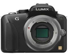 【全国送料無料!】【7/8発売予約受付中】Panasonic(パナソニック)LUMIX DMC-G3-K (ボディ)...
