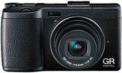 【全国送料無料!】【10月中旬発売予定】RICOH(リコー) デジタルカメラ GR DIGITAL IV