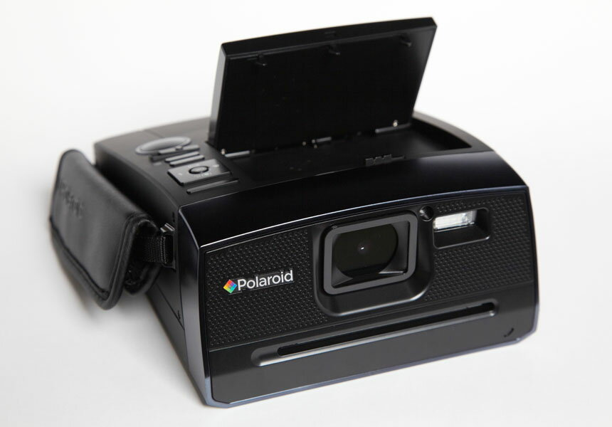 インスタントデジカメ「Polaroid Z340」