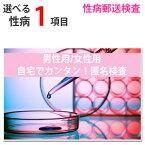 性病検査キット 10項目から1項目を選べる 男性用 女性用 検査できる項目(B型肝炎、C型肝炎、HIV、梅毒、淋菌、トリコモナス、カンジダ、クラミジア、咽頭淋菌、咽頭クラミジア)STD エスティーディー