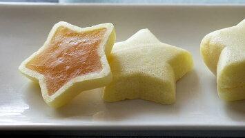 東伊豆のニューサマーオレンジの果皮入り白あん